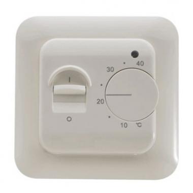 EASTEC 70.26 (белый) - простой терморегулятор для теплого пола