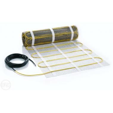 Теплый пол Veria Quickmat 150 - 750 Вт 10м x 0.5м. Обогрев 5.0 м2