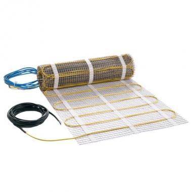 Тонкий мат Veria Quickmat-150 1-c (одножильный) 375 Вт - обогрев 2,5 кв.м. (м2)