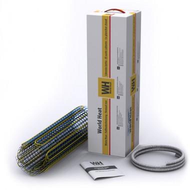 WH LTS-C 2,5/375 - тонкий теплый пол под плитку. Обогрев 2,5 м2 (кв.м.), мощность 375 Вт